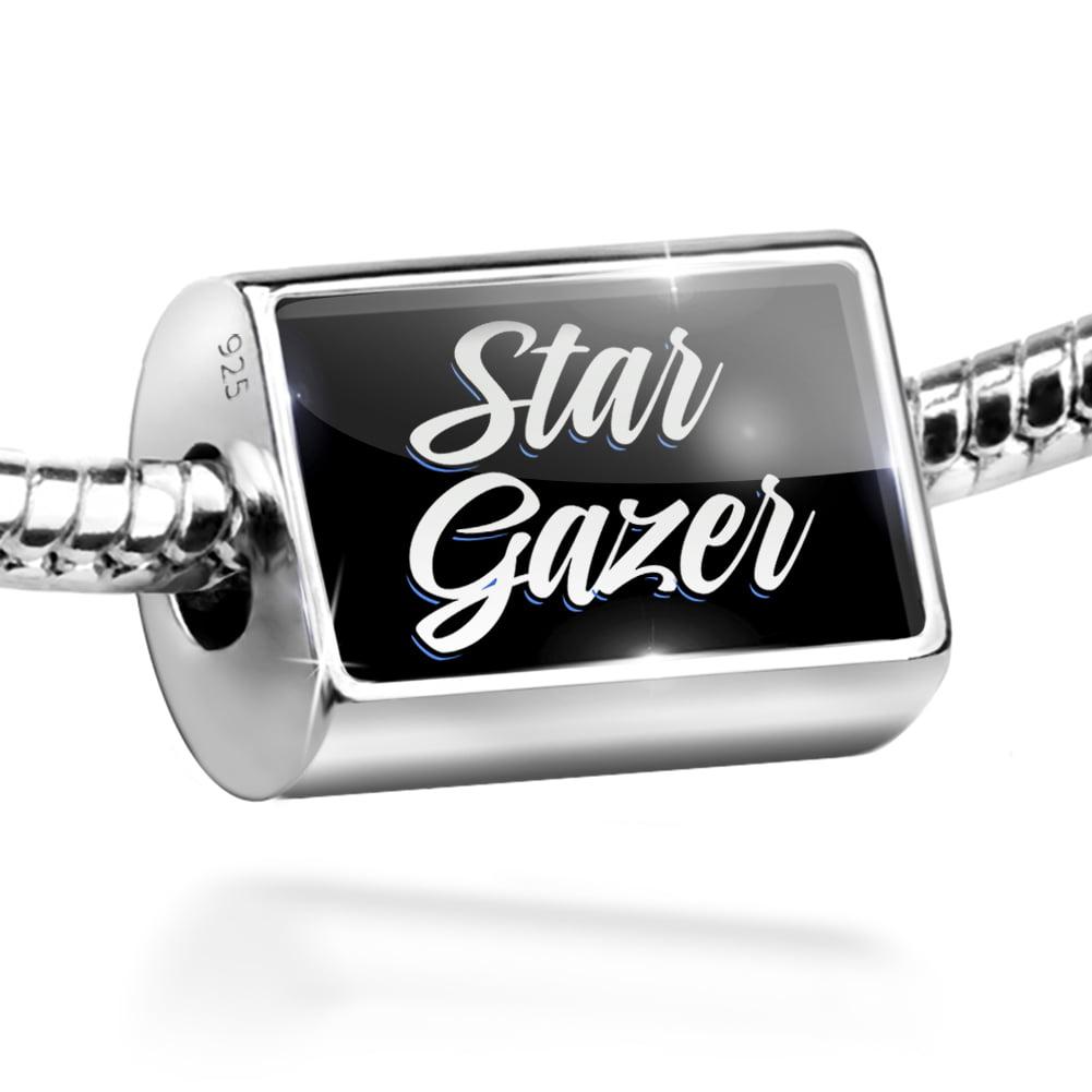 Bead Classic design Star Gazer Charm Fits All European Bracelets