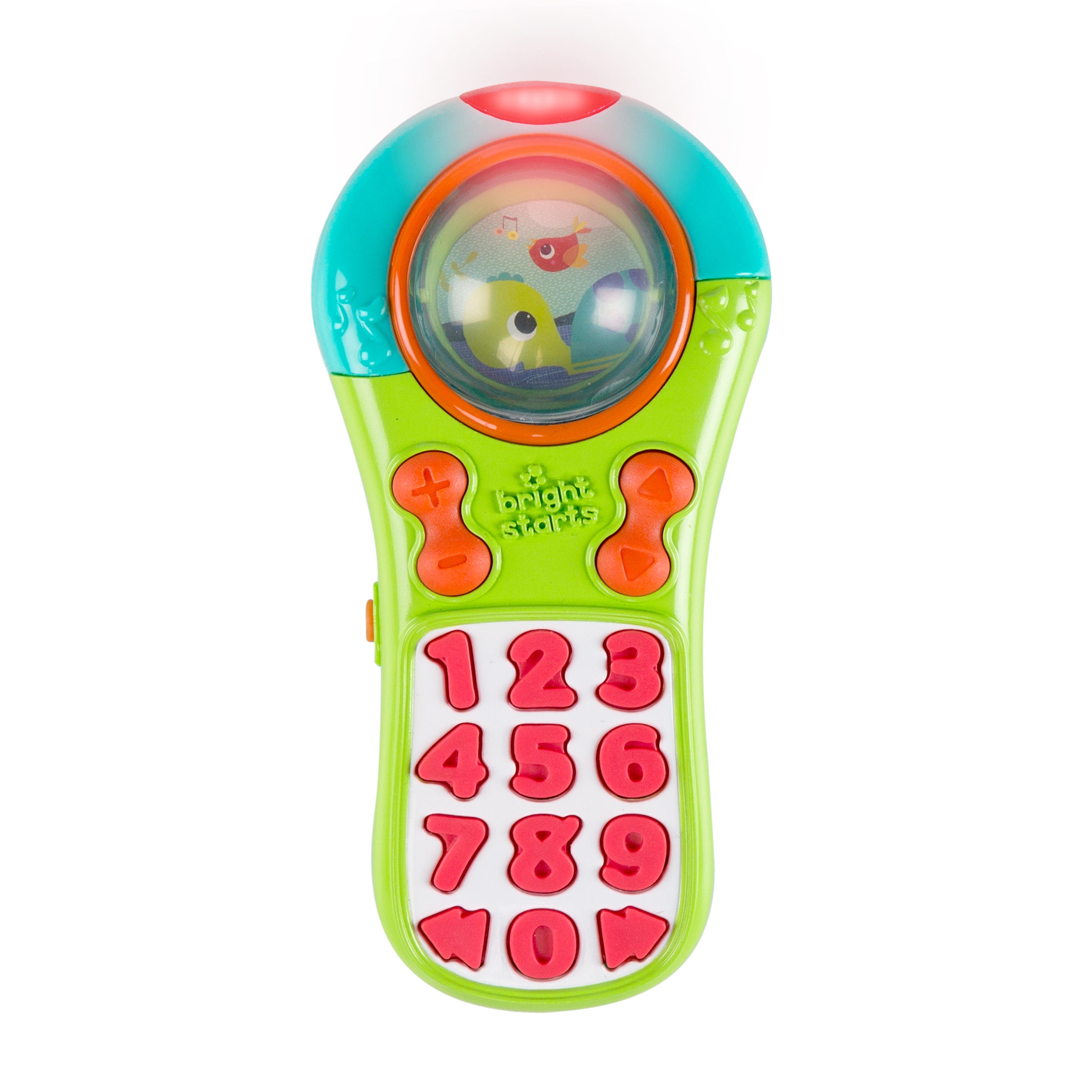 Bright Starts Click & Giggle Remote Toy by Kids II