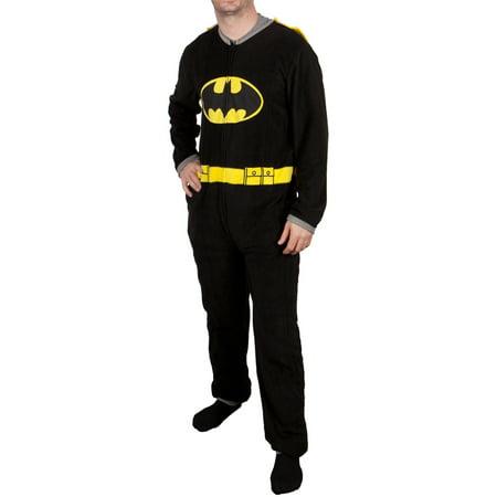 Batman - Costume Union Suit With Cape - Coolest Batman Suit