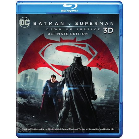 Batman v Superman: Dawn of Justice (Blu-ray)