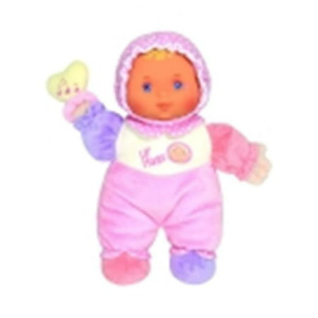 Lil Hugs Caucasian Baby Doll - Baby Hogs