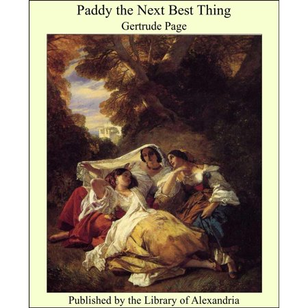 Paddy The Next Best Thing - eBook