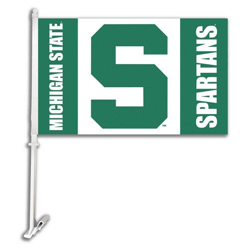NeoPlex NCAA 2-Sided Polyester 3'' x 11'' House Flag