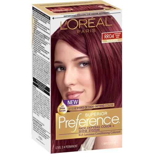 L Oreal Paris Superior Preference Hair Color Walmart Com