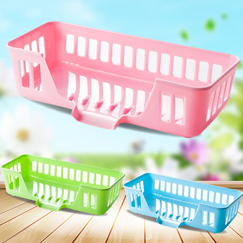Girl12Queen New Cutlery Sponge Drainer Kitchen Sink Bathroom Drying Rack Organizer Storage