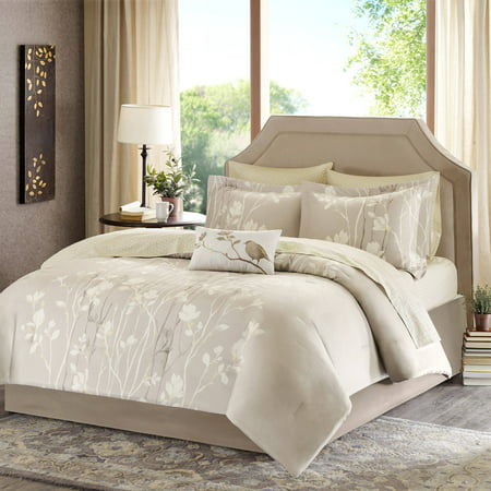 Home Essence Holly Bed in a Bag Comforter Bedding Set ()