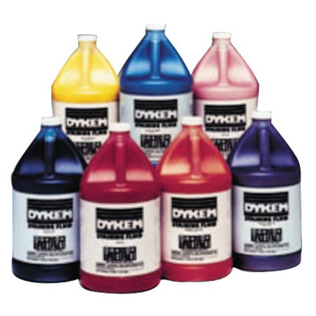 ITW Professional Brands DYKEM Opaque Staining Colors, 1 Gallon Bottle, Dark Blue