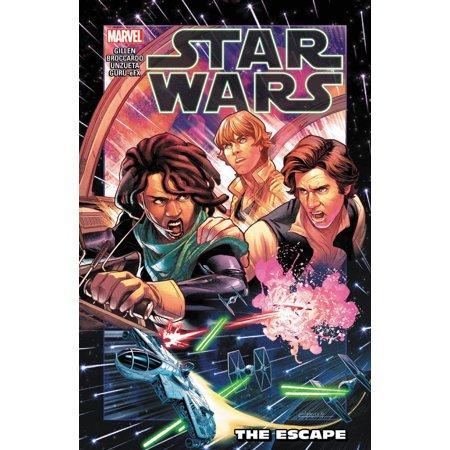Star Wars Vol. 10 : The Escape (Bet Comic View All Stars Vol 10)