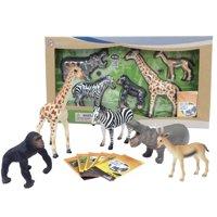 Nature Bound WENNO Jungle Safari Animals Series 2