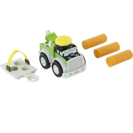 Obstacle Racer (Little Tikes Slammin Racers Power Rigs Tow Truck vehicle w/ Sounds )