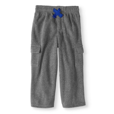 0fc459fc74 Baby Toddler Boys' Solid Micro Fleece Pants – Walmart Inventory ...