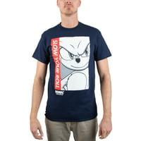 Sonic the Hedgehog Men's and Big Men's Graphic T-shirt