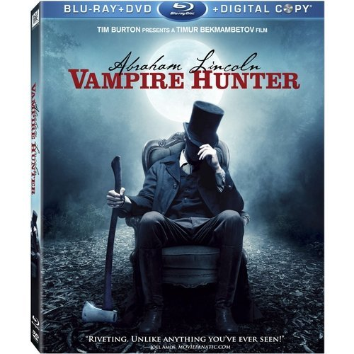 Abraham Lincoln: Vampire Hunter (Blu-ray   DVD) (With INSTAWATCH) (Widescreen)