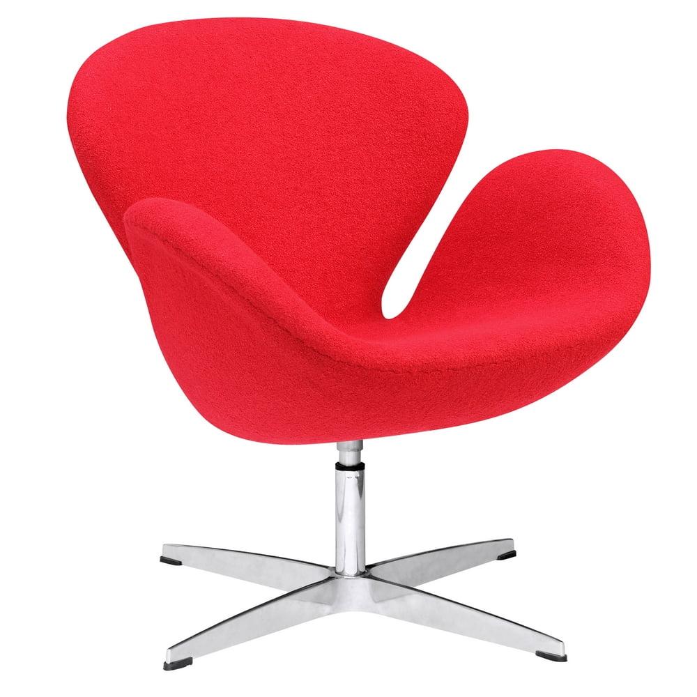 Fine Mod Imports Swan Arm Chair