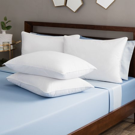 National Sleep Products Circle of Down Cotton Pillows (Set of 4)