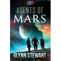 Red Falcon: Agents of Mars: A Starship's Mage Universe Novel (Paperback)