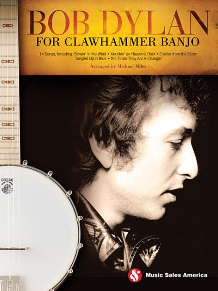 Bob Dylan for Clawhammer Banjo by