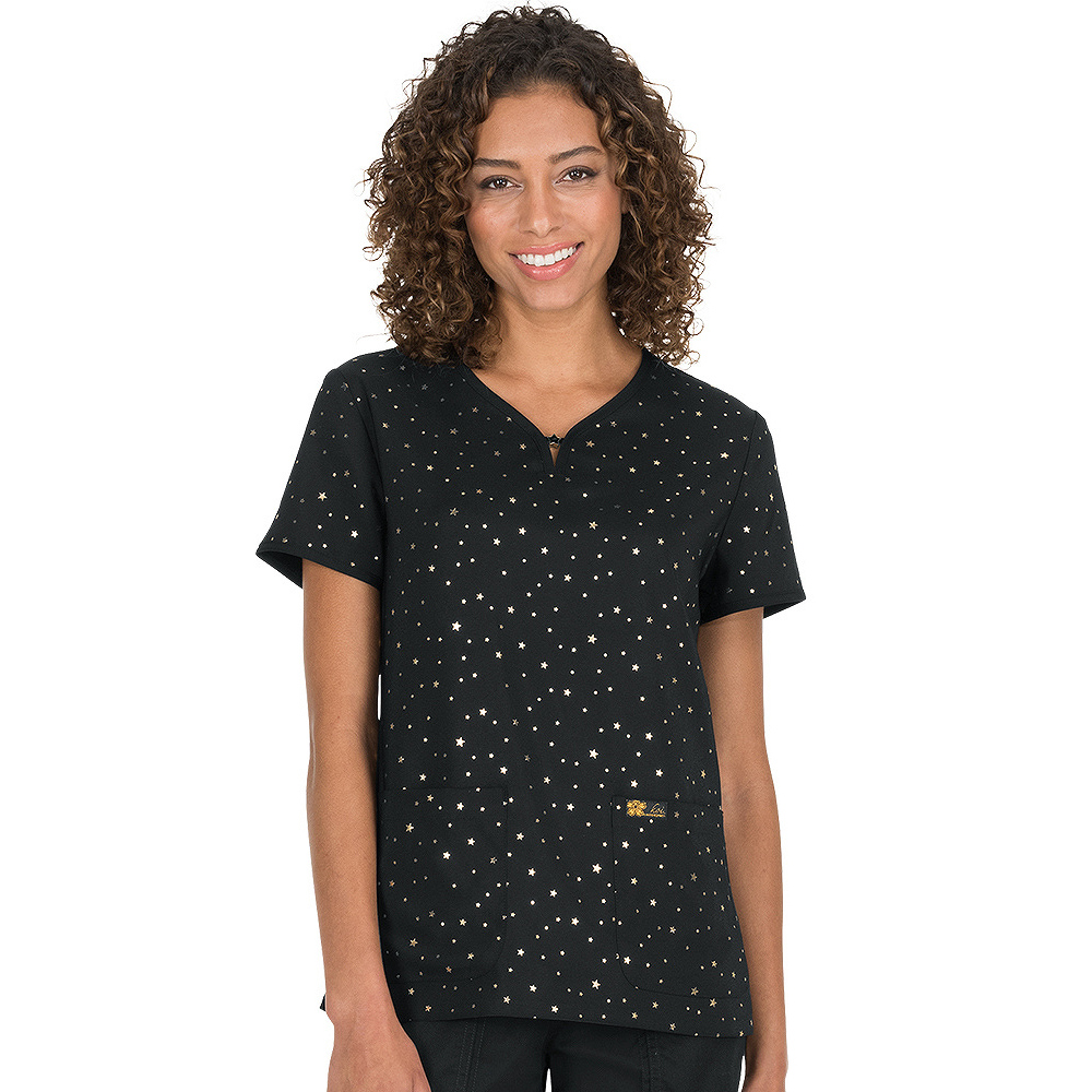 koi Prints Women's Chrissy Print Top