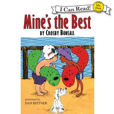 Mine's the Best - Audiobook