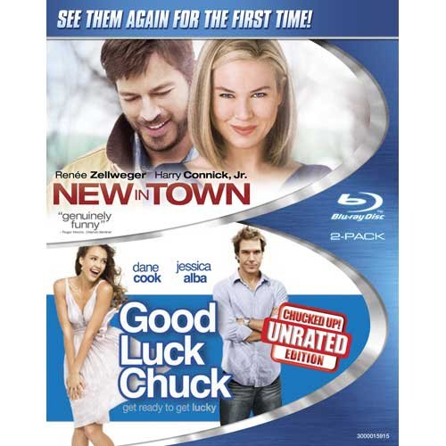 New In Town / Good Luck Chuck (Double Feature) (Blu-ray) (Widescreen)