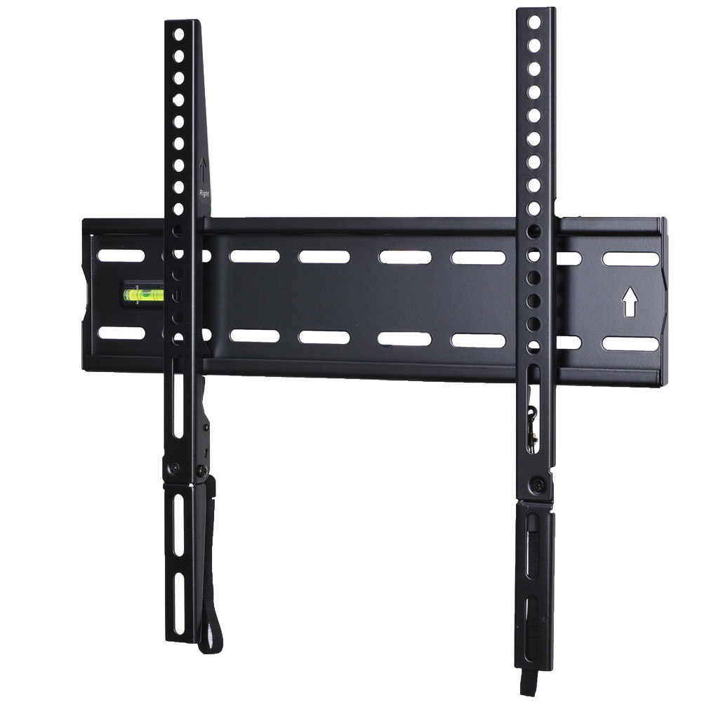 "VideoSecu Low Profile TV Wall Mount for 27 28 32 39 40 42 43 46 48 50 55"" LED LCD Plasma Flat Panel Screen Display BG8"