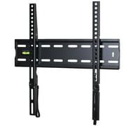 "VideoSecu Low Profile TV Wall Mount for 27 28 32 39 40 42 43 46 48 50 55"" LED LCD Plasma Flat Panel Screen Display BG8"