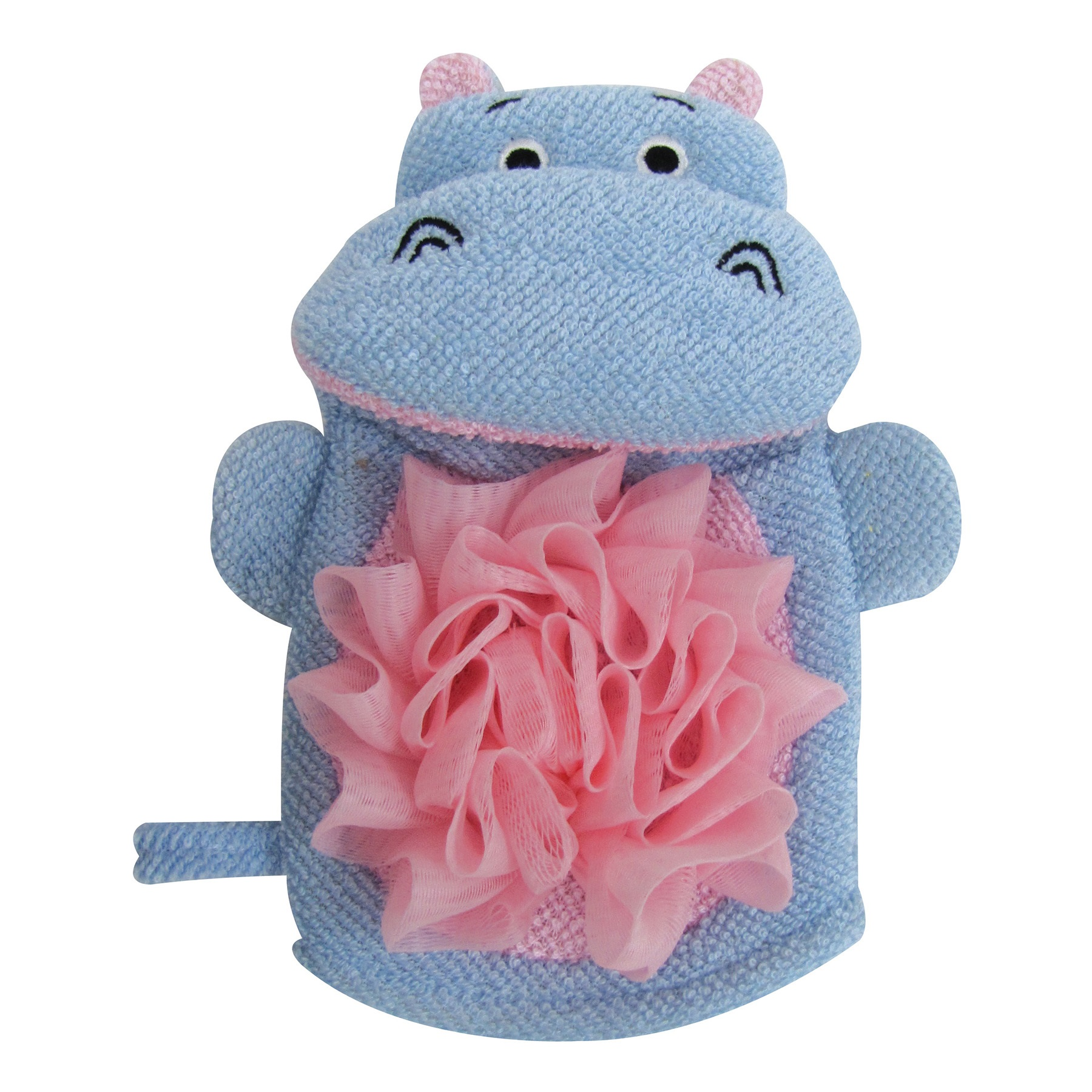 Disney Princess Garanimals Hippo Bath Mitt