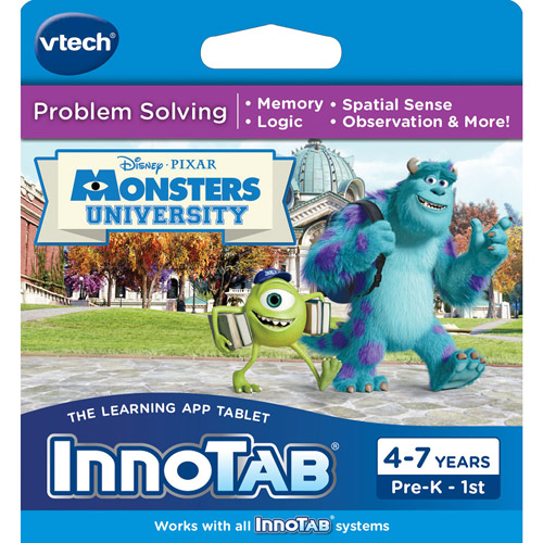 VTech InnoTab Software Monsters University