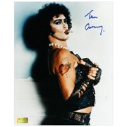 Tim Curry Autographed Rocky Horror Picture Show 8x10 Dr. Frank-N-Furter Photo