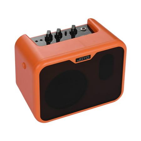 joyo ma 10a mini portable acoustic guitar amplifier speaker 10watt amp normal bright dual. Black Bedroom Furniture Sets. Home Design Ideas
