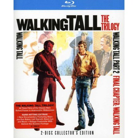 The Walking Tall Trilogy  Blu Ray   Full Frame