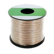 Speaker Wire , 12-Gauge Speaker Wire, GearIT 12AWG (100 Feet / 30.48 Meters) High Quality Speaker Wire, Clear