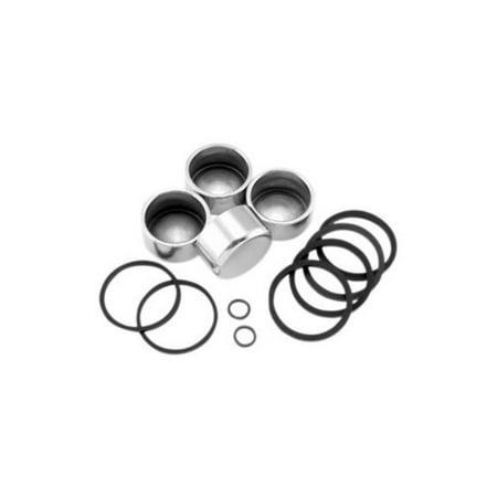 (Bikers Choice 46470 Twin Cam Brake Caliper Piston and Seal Kit)