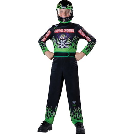 Child Monster Jam Grave Digger Boy Costume by Incharacter Costumes LLC 131702