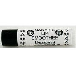 Nanak's Lip Smoothees- Unscented - .18 oz. - 3 PACK!
