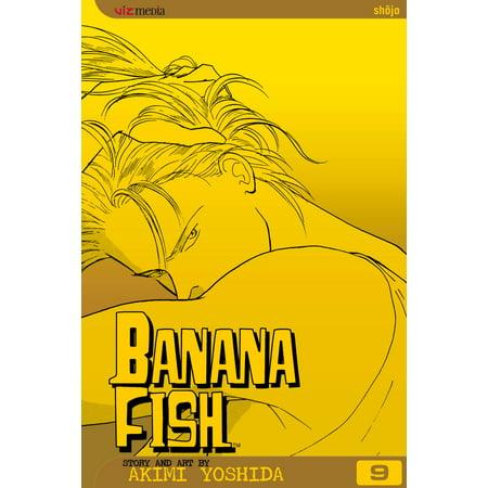 Banana Fish Mobile (Banana Fish, Vol. 9 - eBook)