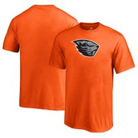 Oregon State Beavers Fanatics Branded Youth Static Logo T-Shirt - Orange