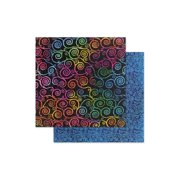 Graphic 45 Kaleidoscope Paper 12x12 Boldly Brillnt (25 sheets)