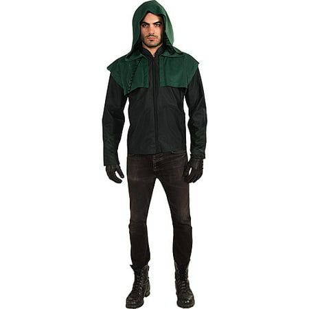 Deluxe Green Arrow Adult Halloween Costume - Halloween Costumes Green Arrow