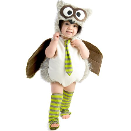 Kids Owl Costume (Halloween Child Edward the Owl)