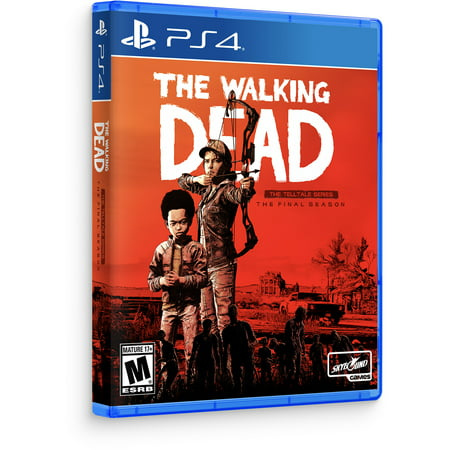 Telltale The Walking Dead: The Final Season, Skybound Games, PlayStation 4,