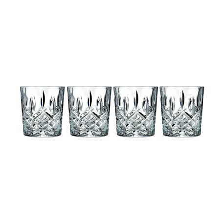 Marquis Waterford Markham Double Old Fashioned Glasses, Set of