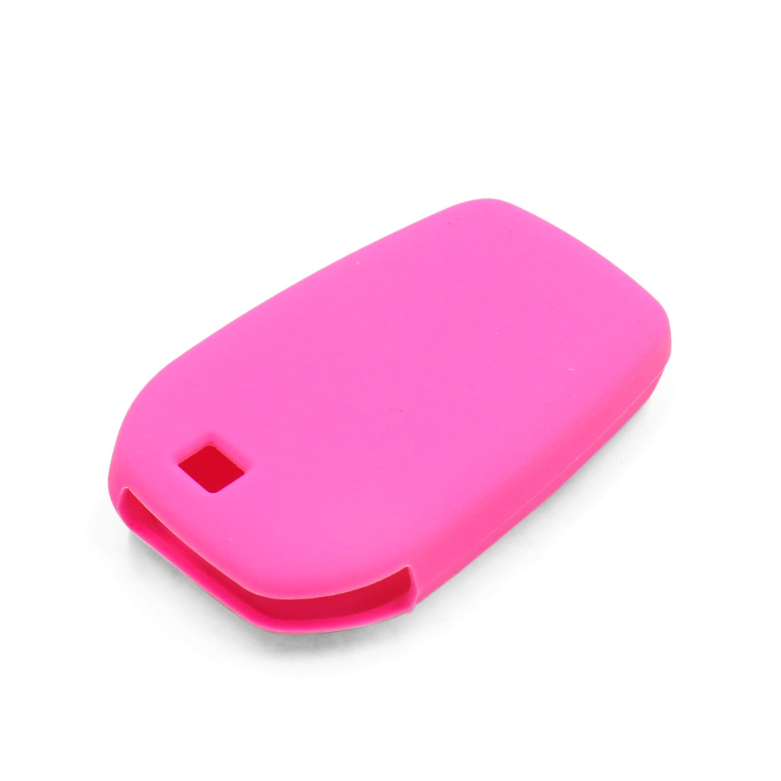 Pink Silicone Car Remote Key Fob Cover Case for Toyota Crown Camry Corolla RAV4 - image 2 of 3