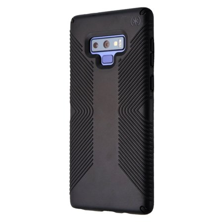 online store 5e130 7d030 Speck Products Samsung Note 9 Case, Presidio Grip Cell Phone Case,  Black/Black (Refurbished)