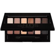 Maybelline New York The Blushed Nudes Eye Shadow Palette