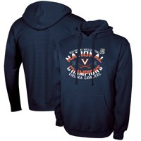 Virginia Cavaliers 2019 NCAA Men's Basketball National Champions Classic Pullover Hoodie - Navy