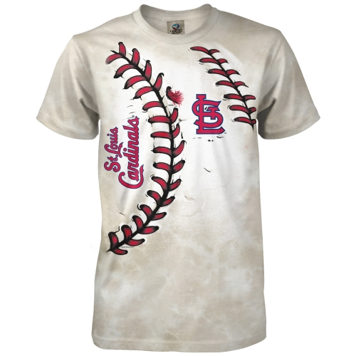 St. Louis Cardinals Youth Hardball T-Shirt - Cream