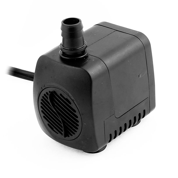 110v 120v Us Plug 15w Electric Submersible Water Pump Aquarium Fountain Walmart Com Walmart Com