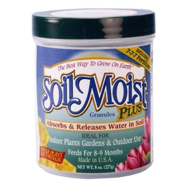 Soil Moist 8 Oz Soil Moist Granules  JCD-05SMP