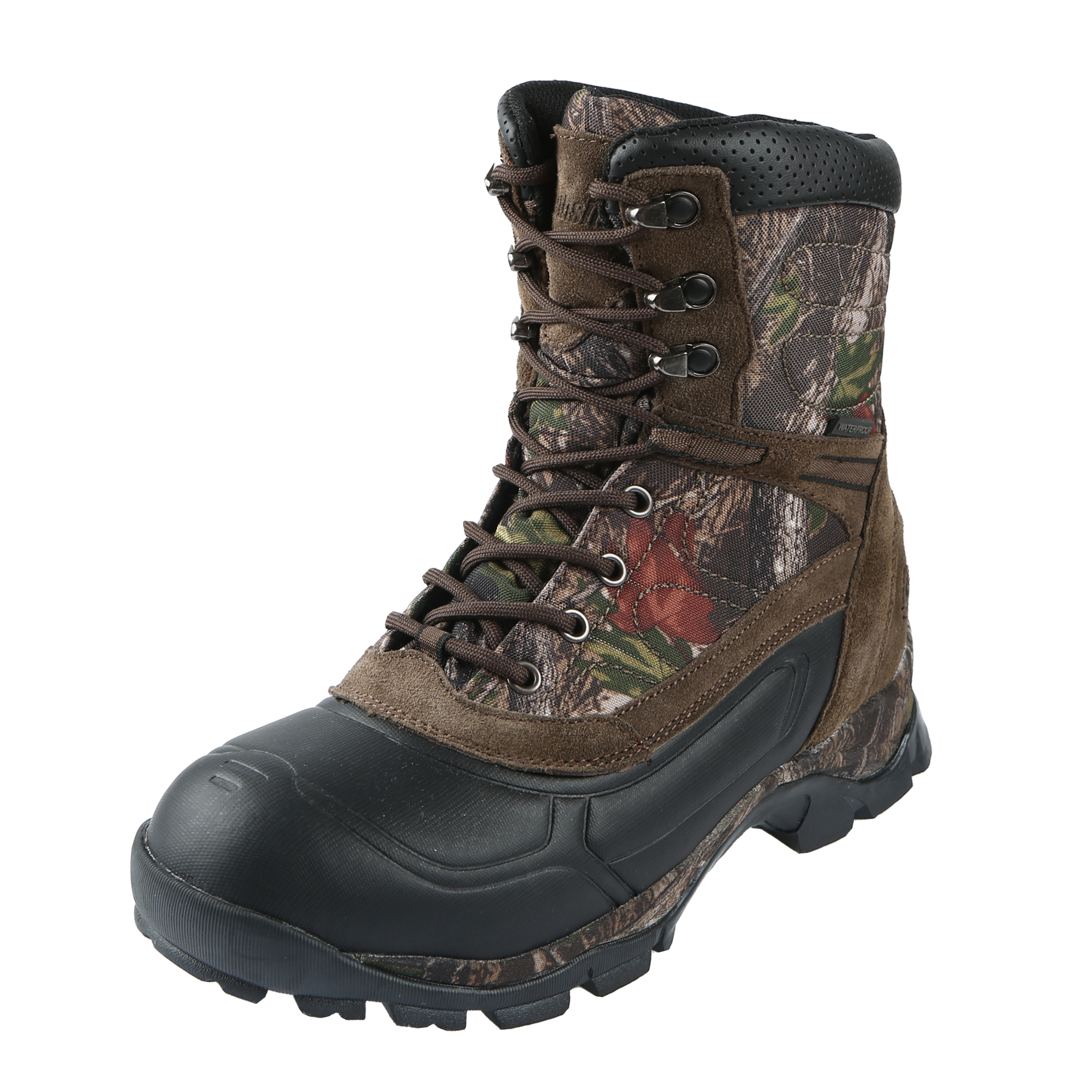 Northside Mens Banshee Waterproof 600 Gram Insulated Leather Hunting Snow Boot